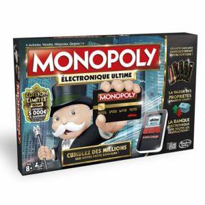 Boite du Monopoly électronique ultime
