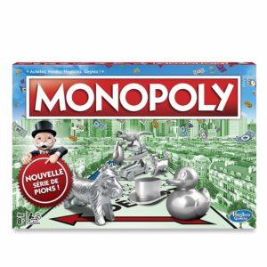 La boite du Monopoly classique