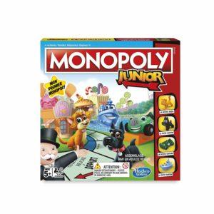 Boite du Monopoly junior