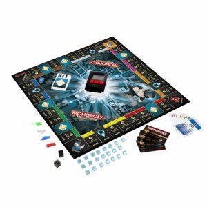 Plateau du Monopoly électronique ultime