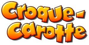 Le logo de croque carotte
