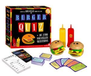Burger Quiz le jeu de société