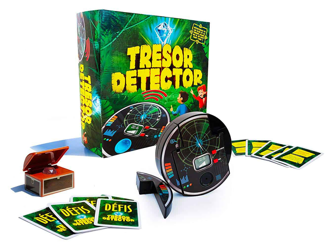 Trésor Detector
