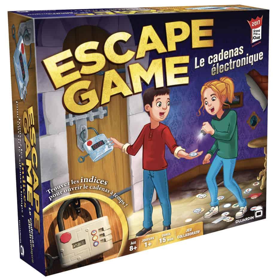 Escape game le cadenas électronique