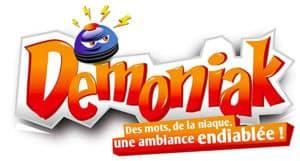 le logo de démoniak