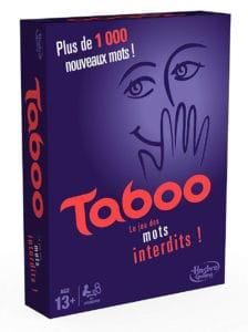 Jeu Taboo
