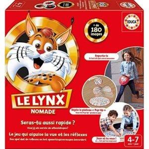 Boite du jeu le lynx nomade