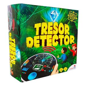 Boite de Trésor detector