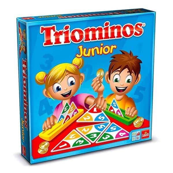 Boite du Triomino junior