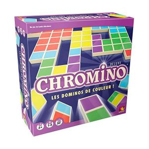 La boîte de Chromino deluxe