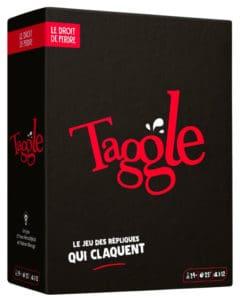 la boite de Taggle