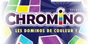 Le logo du chromino deluxe