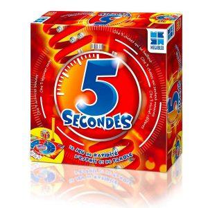 Boite du jeu 5 secondes