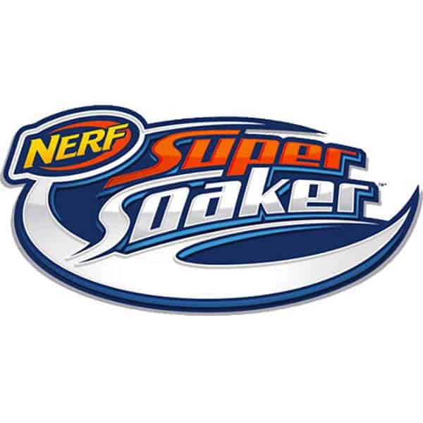 Logo des nerfs super soaker