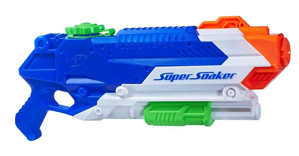 Le pistolet floodinator