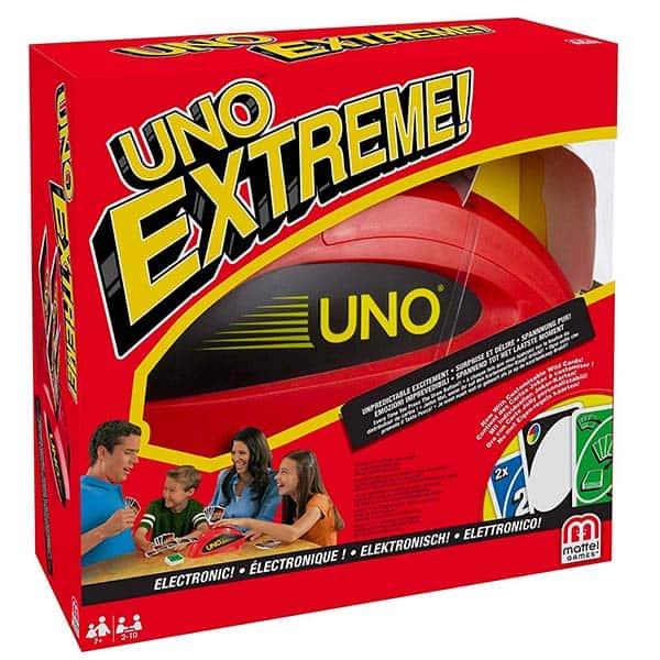 Boîte d'Uno extreme