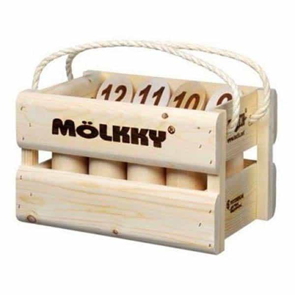 Le jeu du Molkky