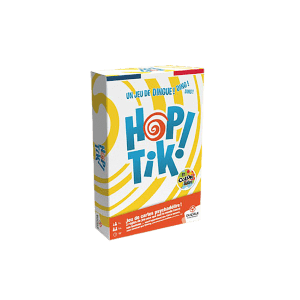 La boite du jeu Hop Tik