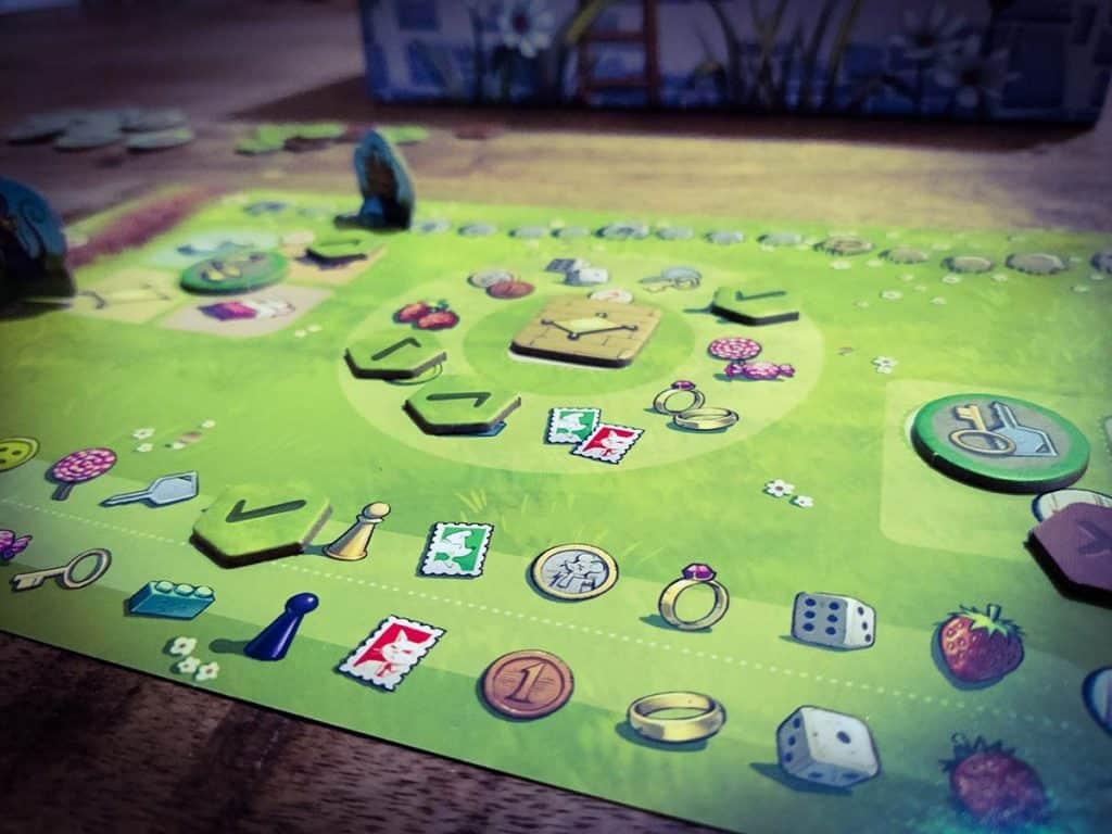 Le plateau de jeu
